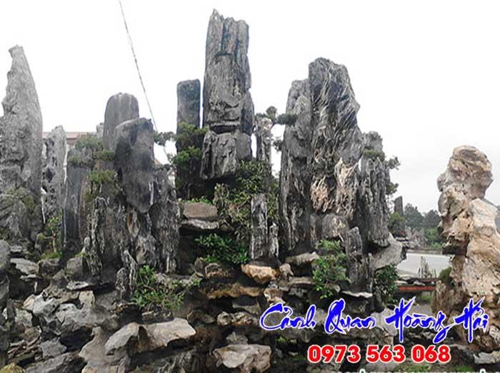 Hòn non bộ sân vườn Đồng Nai