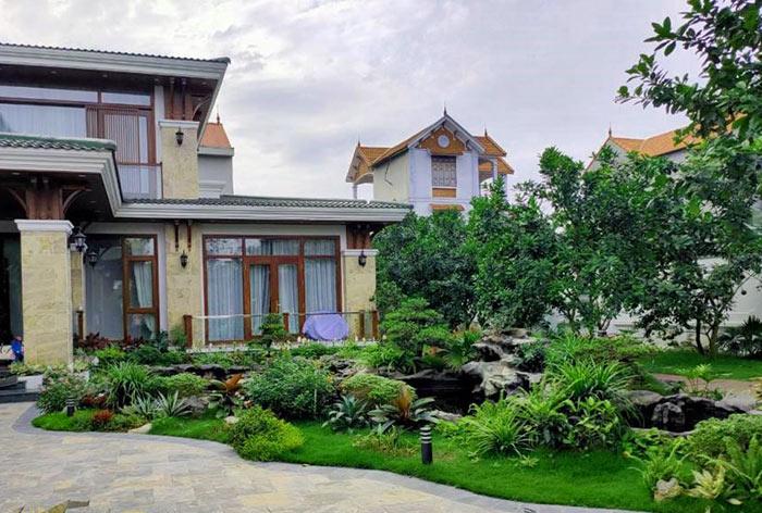 Mẫu thiết kế sân vườn đẹp 09