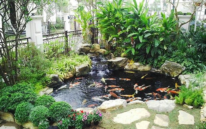 Tổng hợp mẫu sân vườn đẹp 02