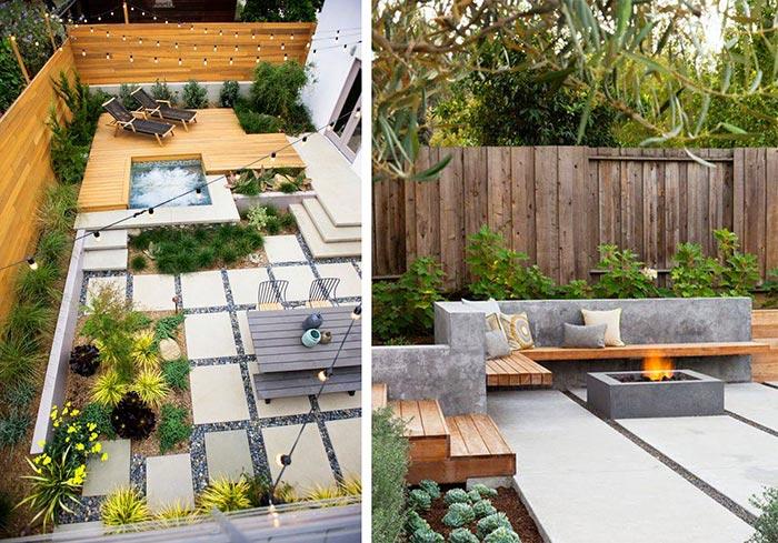 Tổng hợp mẫu sân vườn đẹp 05