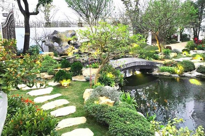 Tổng hợp mẫu sân vườn đẹp 16