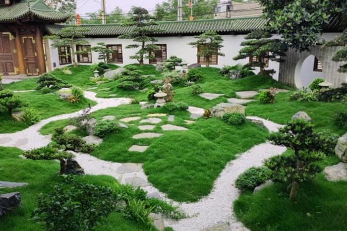 Tổng hợp mẫu sân vườn đẹp 18