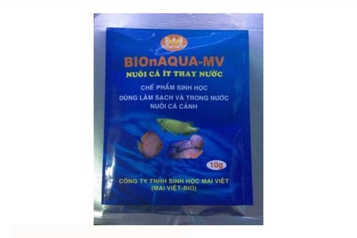 chế phẩm sinh học Bionaqua