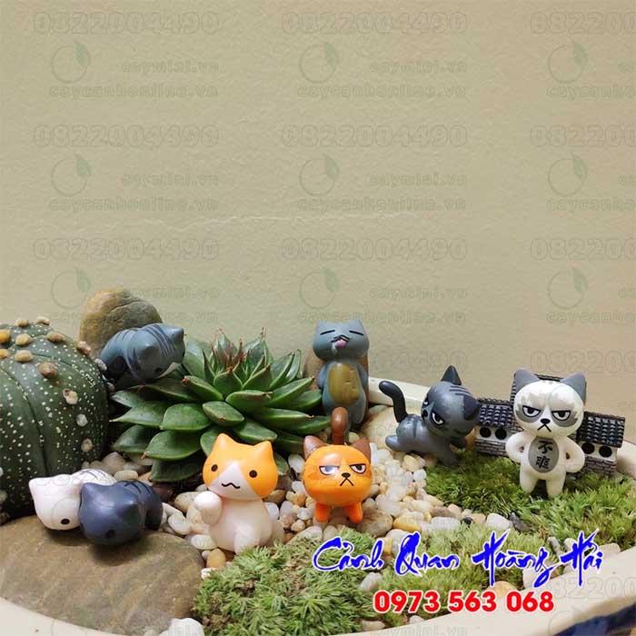 Phụ kiện - vật trang trí sân vườn