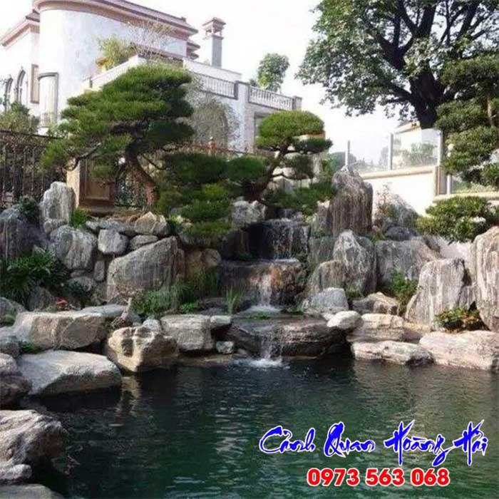 Thiết kế hòn non bộ tại Bình Thuận