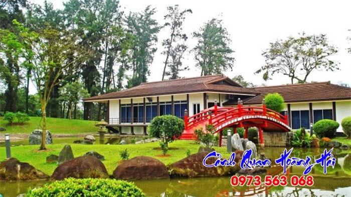 Tiểu cảnh sân vườn phong cách Trung Quốc