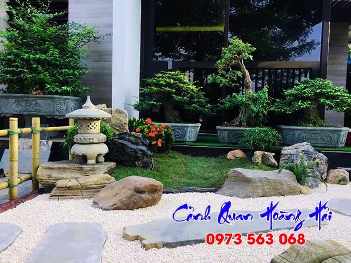 Mẫu sân vườn Nhật Bản 02